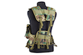 Sky U.S S.W.A.T Tactical Vest (Woodland) <font color=red>(Clearance)</font>
