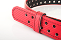 Safariland ELS Competition Belt (Safariland 032 / 1.75 inch x 32 inch / PLN) - Red