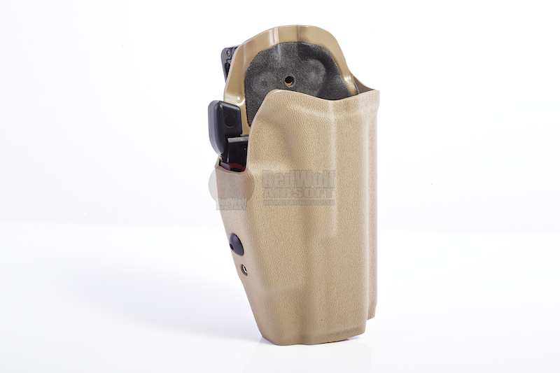 Safariland 5379 Glock Series 17/22 STX TAC FDE (Right Hand / 4 inch Belt)