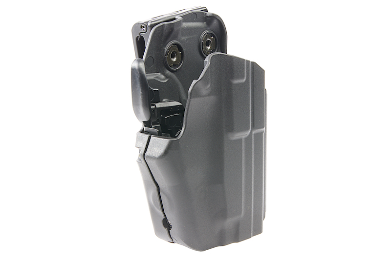 Safariland 579 GLS PRO-FIT Holster (w/ Belt Clip) (SUB-COMPACT) - Black (Right Hand)