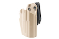 Safariland 579 GLS PRO-FIT Holster (w/ Belt Clip) (SUB-COMPACT) - FDE (Right Hand)