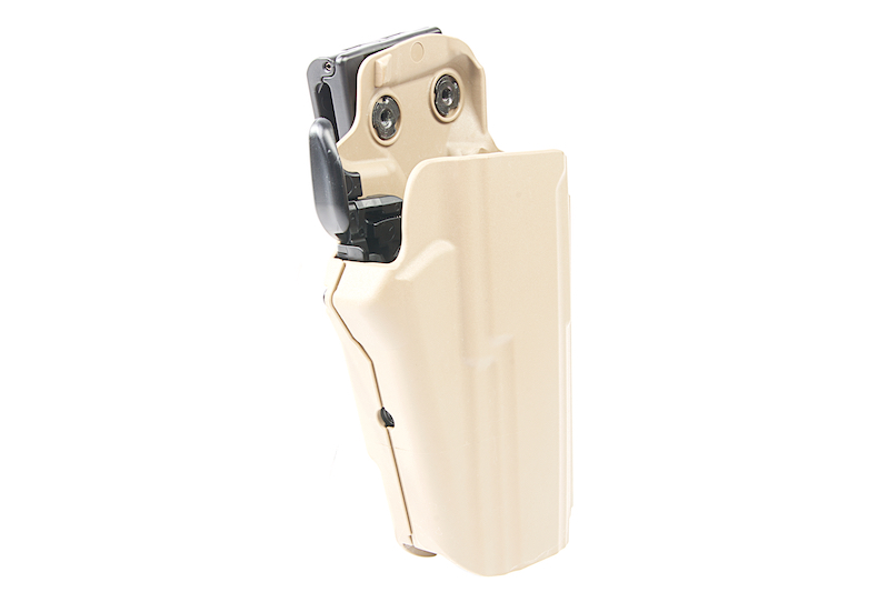 Safariland 579 GLS PRO-FIT Holster (w/ Belt Clip) (WIDE LONG) - FDE (Right Hand)