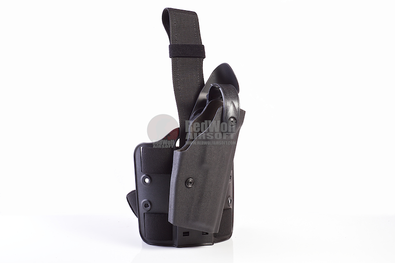 Safariland 6004 Holster for H&K HK45 STX TAC Black (Right Hand)