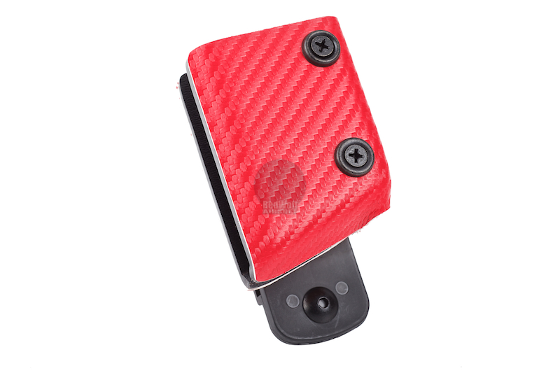 Safariland 771 Magazine Pouch for STI / SV Magazines Series (for 1.75 inch Belt)- Red (Right Hand)