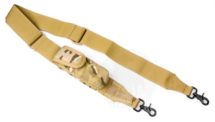 PANTAC Sling With Battery Pouch (Crye Precision Multicam / Cordura)