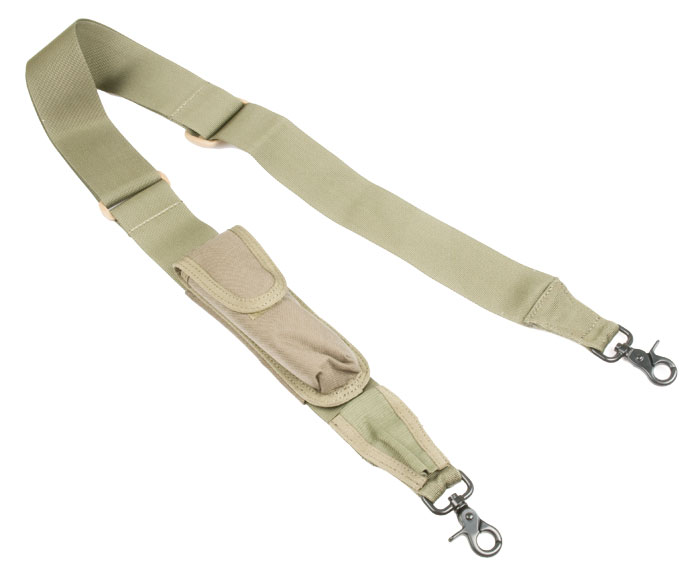 PANTAC Sling With Battery Pouch (Ranger Green / Cordura)