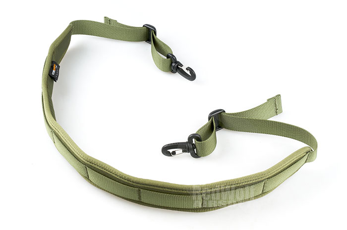 Pantac Multi-Purpose Padded Shoulder Strap (OD / Cordura) <font color=red>(Clearance)</font>