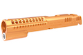Airsoft Masterpiece Limcat Custom Standard Slide for Tokyo Marui Hi-Capa / 1911 - Orange