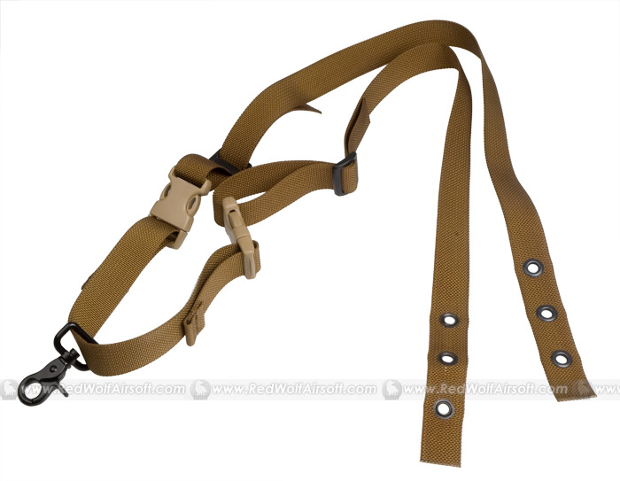 PANTAC One Point Sling for CIRAS - Type II (Coyote Brown)