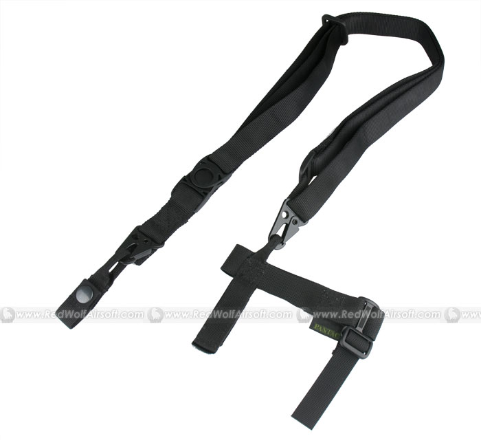 PANTAC 3-Point Sling (Type 2 / Black)