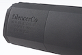 SilencerCo Airsoft Osprey 9mm Suppressor (14mm CCW) - BK