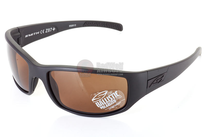 Smith Optics Tactical Lifestyle Sunglasses Prospect (Polarized) - Brown <font color=yellow>(Clearance)</font>