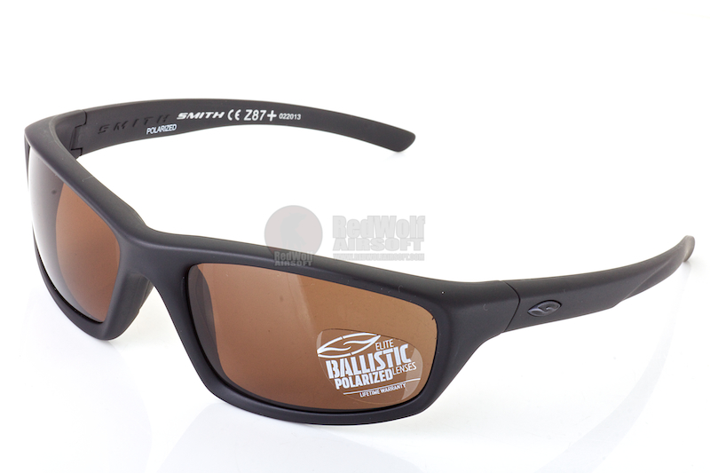 Smith Optics Tactical Lifestyle Sunglasses Director (Polarized) - Brown  <font color=yellow>(November Deals)</font>