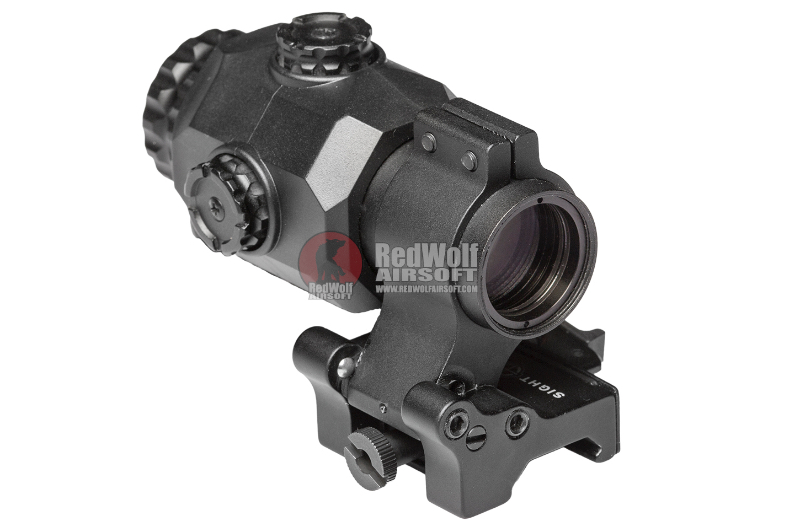 Sightmark Xt 3 Tactical Magnifier With Lqd Flip To Side