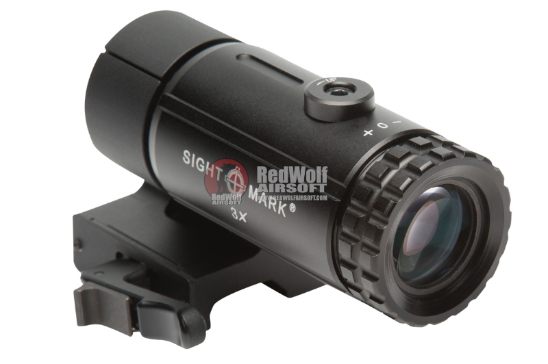 Sightmark T 3 Magnifier With Lqd Flip To Side Mount Buy