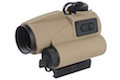 Sightmark Wolverine 1x23 CSR Red Dot Sight - Flat Dark Earth
