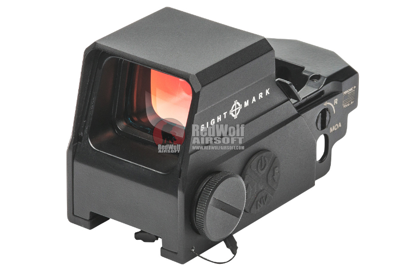 Sightmark Ultra Shot M-Spec FMS Reflex Sight with Integrated Sunshade