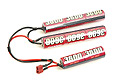 Sanyo 9.6v 3600mAh Battery (NiMH) 8 Cells - STAR Crane Stock Type