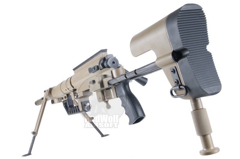 Socom Gear Cheytac M200 Intervention Sniper Rifle (Tan)