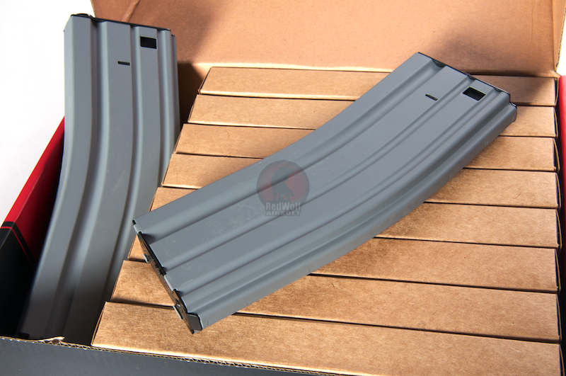 Socom Gear Noveske 450rds High Cap Magazine / 10pcs for M4 & M16 series <font color='red'>(Blowout Sale)</font>