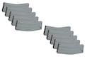 Socom Gear Noveske 120rds Mid Cap Magazine / 10pcs for M4 & M16 series