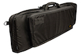 S.O. Tech Gorilla Range Rifle Case System- Black (size:40 x 3.5 x 12 inch (Main Compartment, 28 x 2.5 x 11 inch (Front Pocket)