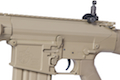 ARES SR25-M110 Sass (Electric Fire Control System Version) - TAN (Licensed by Knight's)