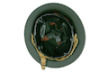 Sturm Mil-Tec WWII British Army Style Tommy Helmet Reproduction - Olive Drab