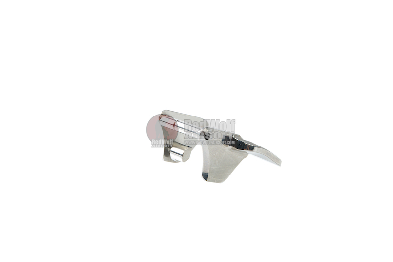 Airsoft Masterpiece Steel Thumb Safeties - SV ver.3 for Tokyo Marui Hi-Capa GBB - Silver