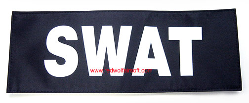 MilSpex SWAT Patch - Large<font color=red> (Clearance)</font>
