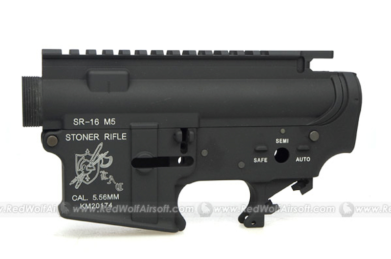 G&P Systema SR16 M5 Metal Body
