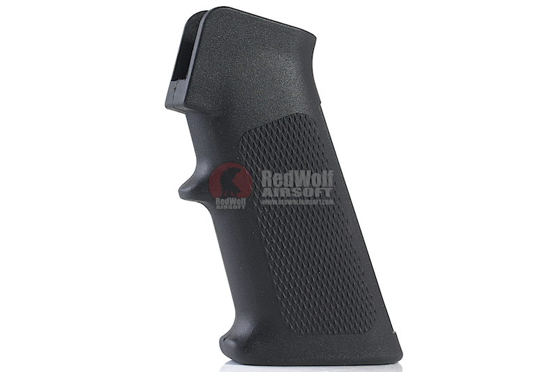 G&P Systema M16A2 Grip with Metal Grip Cover (Black) <font color=yellow>(Clearance)</font>