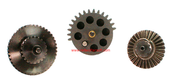 Systema All Helical Gear Set Super Torque Ratio