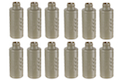 Hakkotsu Thunder Shocker package for 12pcs (Shell with main core)
