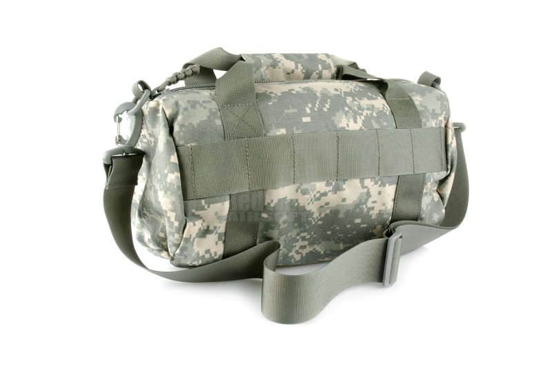 PANTAC Rope Bag with Slotted Webbing (ACU / Cordura) <font color=red> (Clearance)</font>