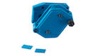 FMA Multi Angle Speed Mag Pouch fit 1.5 inch Belt (Blue)