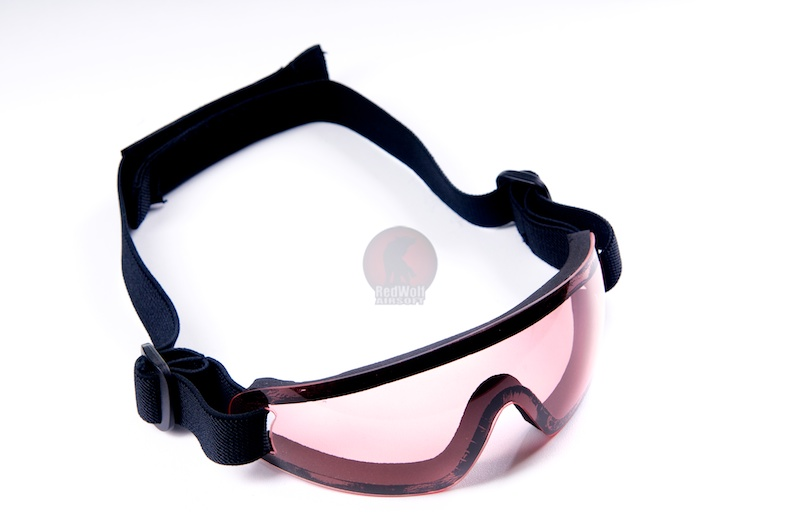 FMA Low Profile Eyewear - Red