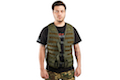 Technikom 6SH116 (Senior Rifleman) Vest- No Backpack & Pouches - Digital Flora