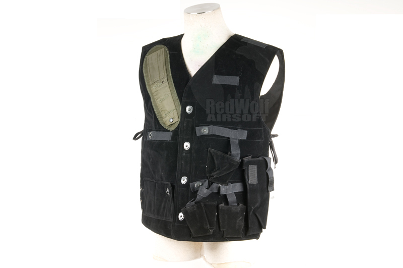 TGC SRW SAS 80's Tactical Vest (Nylon Strip / Small) <font color=red>(Clearance)</font>