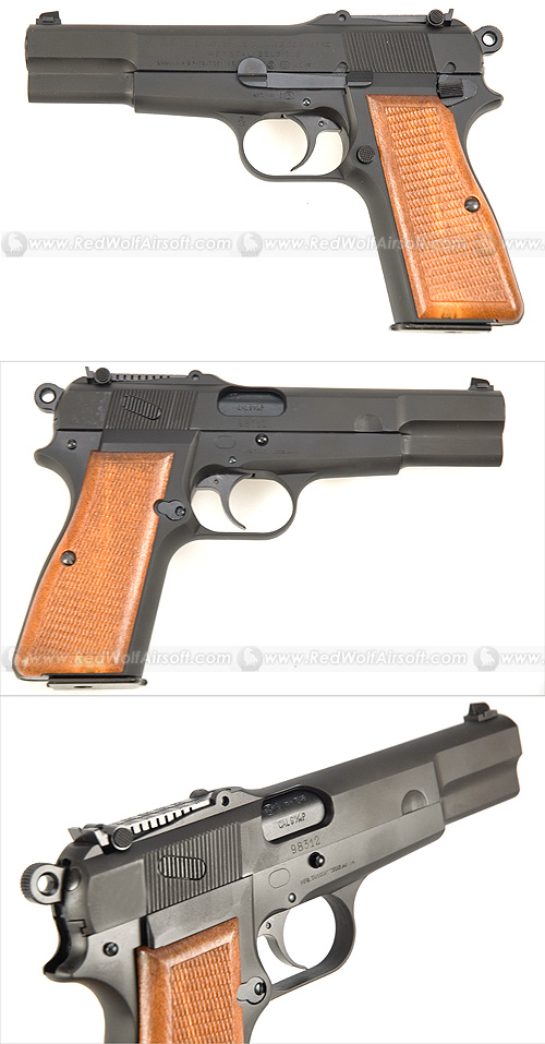 Tanaka Browning High Power Military HW