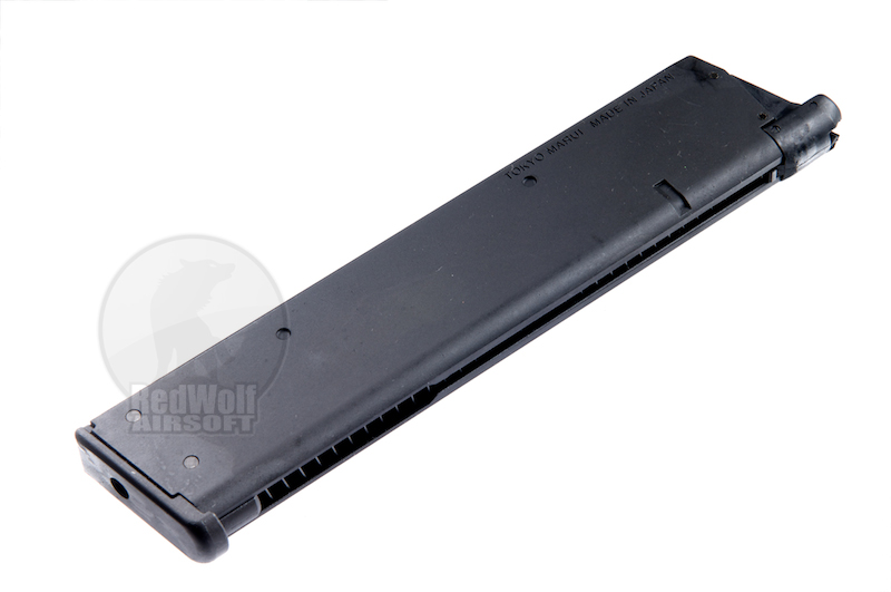 Tokyo Marui 40 Rounds Long Magazine for 1911 Government (Black)