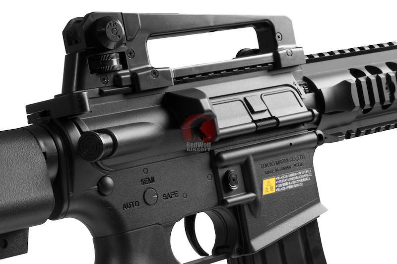 Tokyo Marui M4 CQB over 10 years old electric gun light · pro