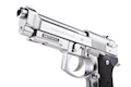 Tokyo Marui M9A1 Automatic EBB Full Auto Series - Silver<font color=red> (Blowout Sale)<font>