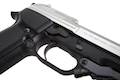 Tokyo Marui M93R AEP (Fixed Sliver Slide / w/o Battery & Charger)