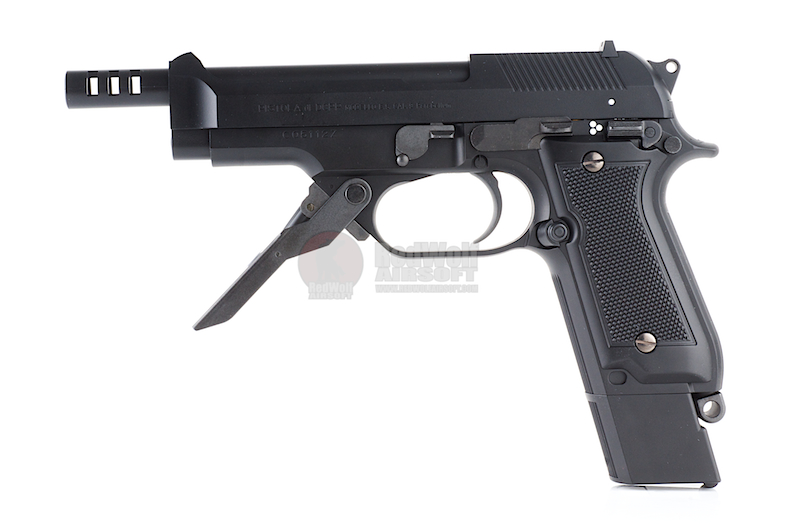 Tokyo Marui M93R AEP (Fixed Slide / w/o Battery & Charger) - Black