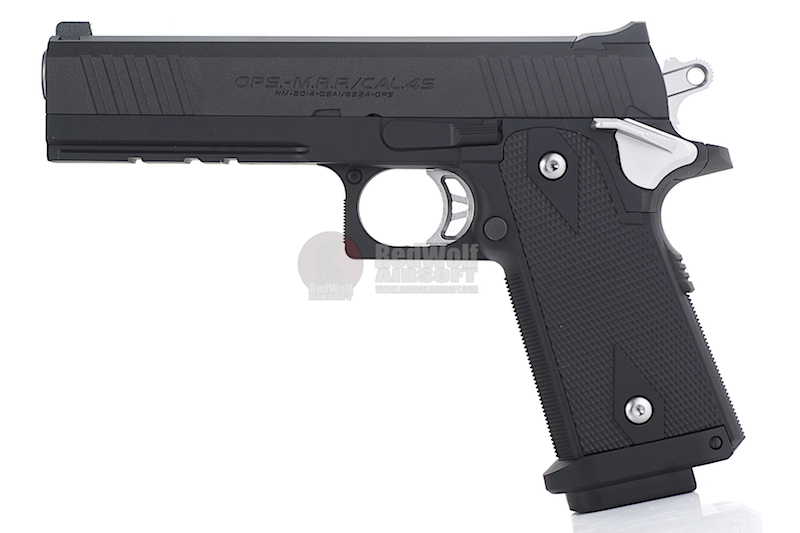 Tokyo Marui Hi-Capa E Full-Semi Auto AEP (Fixed Slide, Without Battery & Charger)
