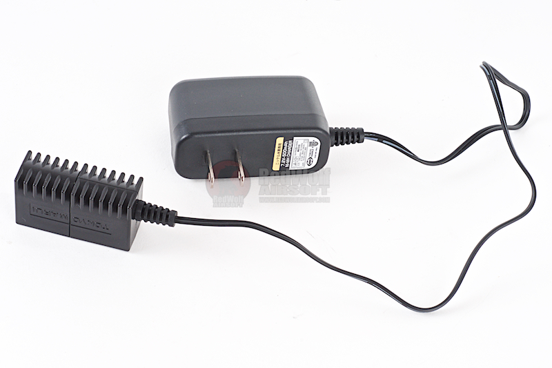 Tokyo Marui New 7.2V Micro 500 Battery Charger (For 7.2v 500mAh Battery)