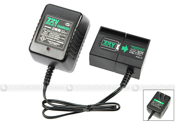 Tokyo Marui EX Battery Charger (110V Only) - *For NP7 AEP Only*