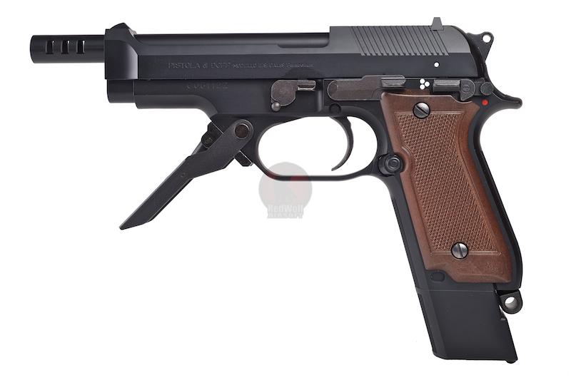 Tokyo Marui M93R AEP (Fixed Slide, Without Battery & Charger)