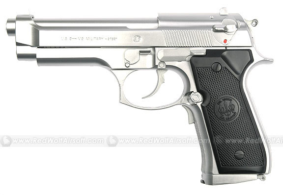 Tokyo Marui EBB M9 (Nickel Plated) <font color=red>(Clearance)</font>